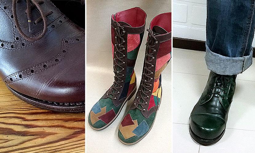 Päivi Parviainen kengät